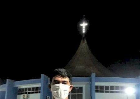 Morador em Vicentina que passou em concurso da Agepen participa de manifesto pedindo nomeação