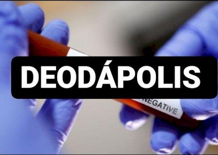 Deodápolis registra mais 06 casos confirmados nas últimas 24h, confira o boletim