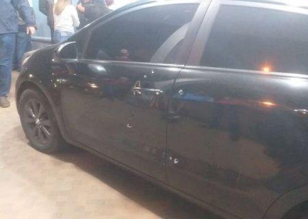 Bancário é ferido a tiros em atentado quando chegava em casa em MS