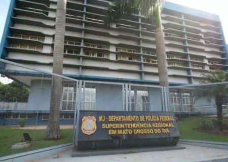 Ação da PF mira o tráfico de drogas e cumpre mandados em MS