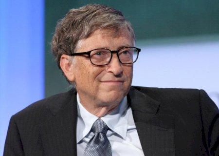 Bill Gates vai doar US$ 150 Mi para vacinas contra covid-19 em países pobres