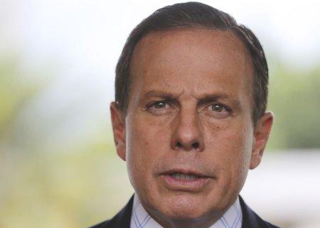 Governador de São Paulo testa positivo para o novo coronavírus
