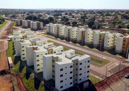 Governo do Estado garante entrega de quase duas mil moradias em Campo Grande