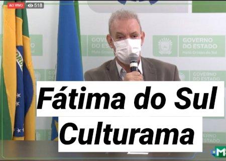 Culturama volta a registrar caso de covid-19, Fátima do Sul também, veja o boletim
