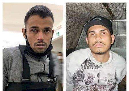 Dupla que matou policial civil em tentativa de assalto é presa
