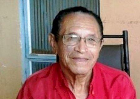Morre no HR aos 81 anos pai do presidente da Associação Comercial de Ivinhema