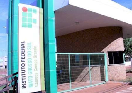 IFMS abre processo seletivo para contratar professor substituto em 9 municípios