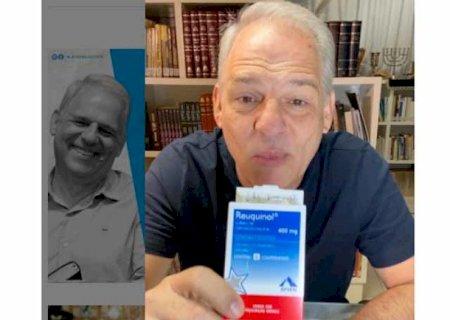 Mesmo tomando cloroquina, Pastor Dinho vai para CTI e fiéis pedem oração em Campo Grande