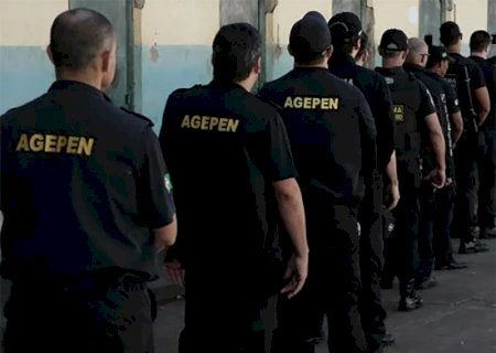 Governo de Mato Grosso do Sul convoca mais de 200 aprovados em concurso da Agepen