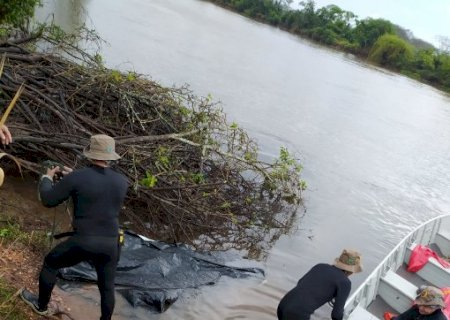 Corpo de jovem desaparecido em pescaria no Rio Brilhante é localizado em Deodápolis