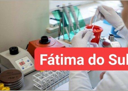 Com 01 na UTI e 4 em tratamento hospitalar, novos casos de covid-19 são confirmados em Fátima do Sul