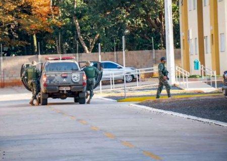 Homem é morto durante cumprimento de mandado no José Abrão em Campo Grande
