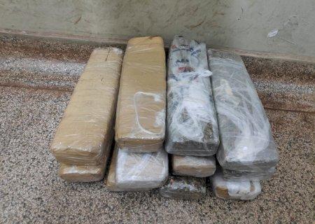 Gaúcho é preso por tráfico de drogas na rodoviária de Dourados