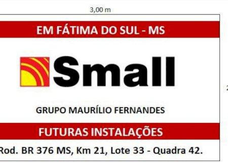 Empresa de combustível Small chega trazendo 120 empregos diretos para Fátima do Sul