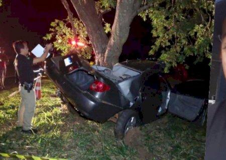 Empresário morre em acidente na 10ª Linha entre Glória de Dourados e Deodápolis