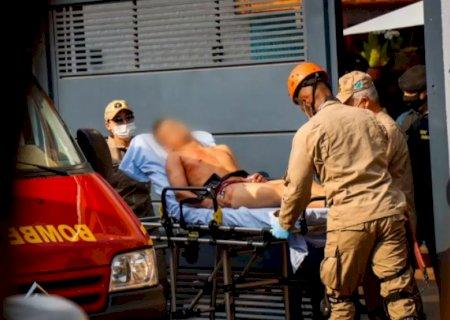 Tentativa de assalto termina com ladrão morto e outro baleado em MS