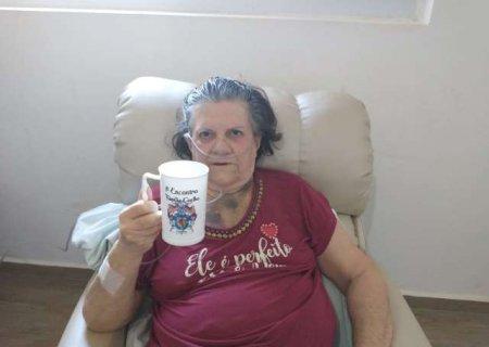 Aos 73 anos, Margarida vence a covid-19 mesmo tendo asma, diabetes e hipertensão