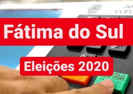 Fátima do Sul terá 74 candidatos a vereadores, Confira os números e coligações de cada um
