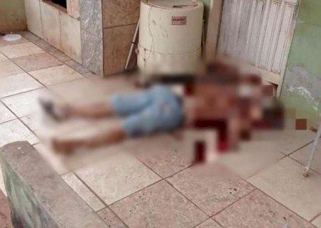 Homem é morto a facadas e autor confessa outros cinco assassinatos em Caarapó