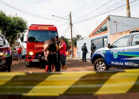 """Morador """"sumiu' depois de matar um suspeito de roubo e ferir outro"""