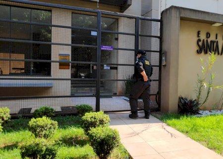 Operação do Gaeco mira fraudes em licitações e cumpre cinco mandados em Dourados e Laguna