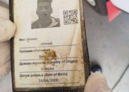 Identificados dois corpos encontrados em container vindo da Sérvia