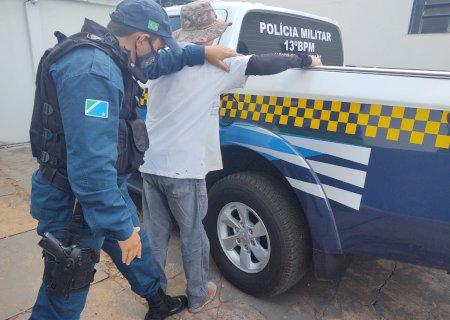 Foragidos da Justiça são capturados pela Polícia Militar em Cassilândia