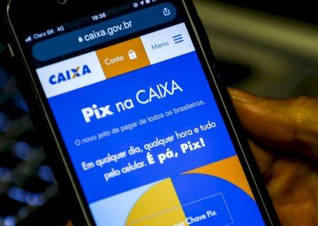 Quase 25 milhões de chaves do Pix são cadastradas em cinco dias