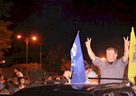 Festa popular marca vitória de Eraldo para o quinto mandato em Jateí