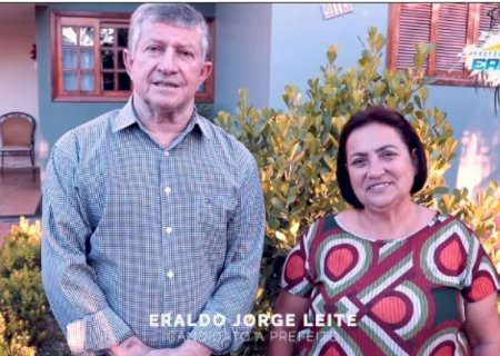 JATEÍ: Reeleito, Eraldo cita obras, ações e resgate da história \'Fechando gestão com chave de ouro\'