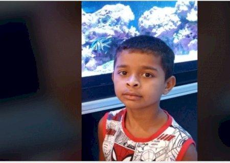 AGORA: Corpo de menino Samuel é encontrado por bombeiros no Rio Anhanduí no 5º dia de buscas