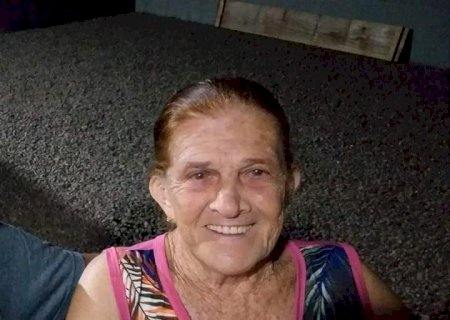 Em Glória de Dourados, tristeza com o falecimento da Professora Maria Sônia
