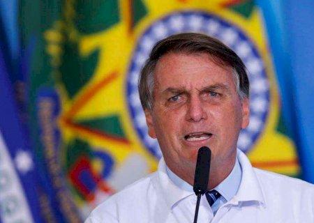 Bolsonaro diz que vacina é do Brasil e não de nenhum governador