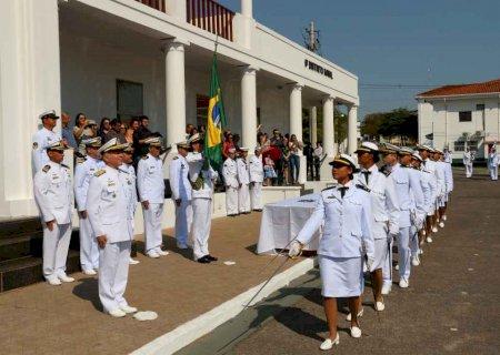 Seleção da Marinha com 14 vagas em MS fecha inscrições no domingo