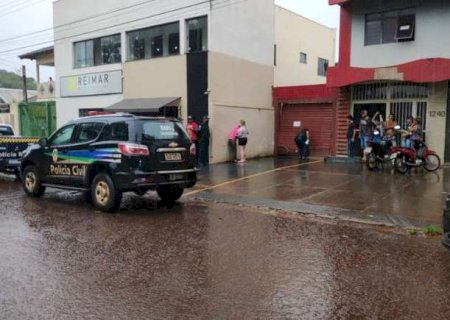 Em Dourados, homem morre após sofrer descarga elétrica em residência