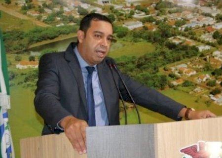 Edison é eleito presidente da Câmara e reforça compromisso de união para o trabalho em Jateí