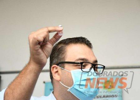 Decreto estabelece divulgação semanal dos nomes de douradenses vacinados contra Covid-19