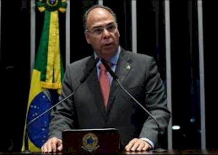 Líder do governo no Senado, Fernando Bezerra reforça apoio a Simone Tebet