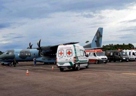 Mato Grosso do Sul recebe hoje 1º paciente com covid vindo de Rondônia