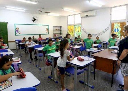 Planejamento da Rede Estadual de Ensino prevê volta das aulas para março