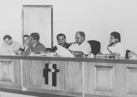 Assomasul lamenta o falecimento do ex-prefeito de Dourados, Humberto Teixeira