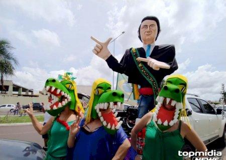 Impeachment de Bolsonaro é alvo de mais uma carreata em Campo Grande