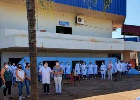 Enfermeiros podem entrar em greve em Dourados por falta de pagamento