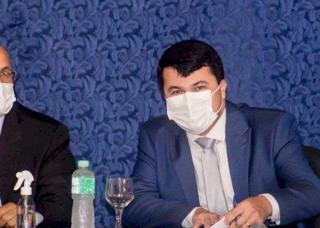 Obras e indústrias com geração de mais de 300 empregos, anuncia prefeito durante posse em Vicentina