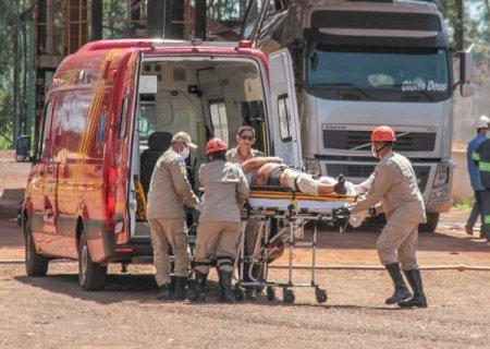 Morre funcionário vítima de explosão em caminhão carregado de glicerina