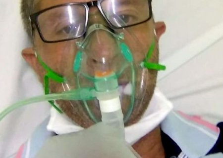 Ivinhemense relata momentos difíceis e com dificuldade respiratória, após vencer a covid-19
