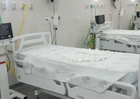 Ministro habilita cinco leitos de UTI para pacientes com Covid-19 em Dourados