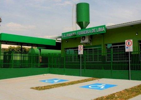 Governo assina contratos para reformas e melhorias em 06 escolas estaduais
