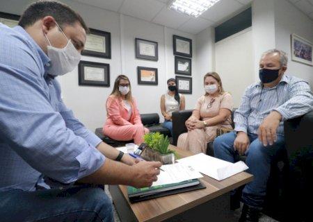 Ponta Porã deve receber R$ 200 mil através de emenda de Marcio Fernandes