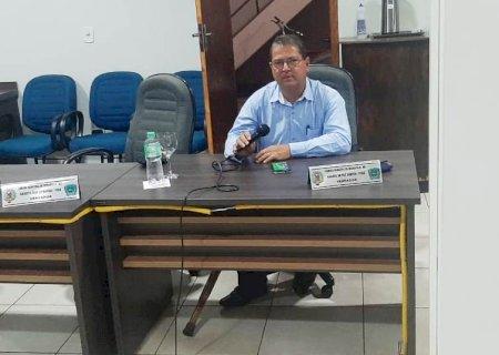 DEODÁPOLIS: Vereador Manoel da Paz requer da prefeitura relatório de empenhos, relação de pessoas contratadas e contratos de serviços de coleta de lixo